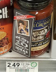 Save Now on Del Grosso Sloppy Joe
