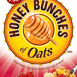 Post Honey Bunches of Oat Cereal at Great Price!