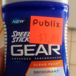WOW! Must Get some Speed Stick Deodorant as low as .7¢